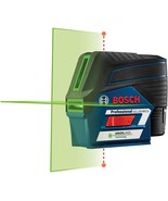 Bosch GCL100-80CG 12V Green Beam Connected Combination Laser Kit NEW - $304.98