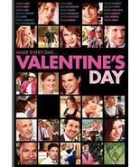 Valentine's Day (DVD, 2010) - LN - £7.92 GBP