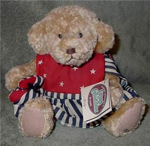 Cottage Collectibles by Ganz Betsy Teddy Bear C E Kirby