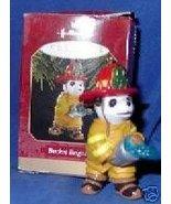 Hallmark Keepsake Ornament Bucket Brigade Fireman Bear - $15.00