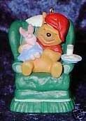 Hallmark Keepsake Ornament Waitin On Santa Piglet Pooh