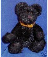 Boyds Teddy Bear Blackstone Studded Collar 1998 Retired - $24.99