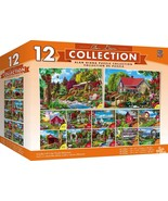 New Open Box MasterPieces Alan Giana Collection Jigsaw Puzzle - $29.62