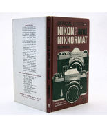 "1967 ""Nikon F and Nikkormat Manual"" Amphoto, Il... - $16.00"
