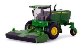 1/64 John Deere W260 Windrower With 500R Head Diecast Model Toys Vehicle - $41.99