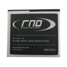 RND Li-Ion Battery (FB0-2) for Motorola Triumph WX435 U9000 IDEOS X6 and... - $8.99
