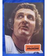 NHL Vancouver Canucks Hockey Magazine Vintage Collector November 1973 So... - $9.95