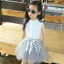 Children Clothing 2019 Summer Toddler Girls Clothes 2pcs Outfits Kids Tr... - $9.51+