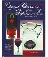 Elegant Glassware of the Depression Era ID & Value Guide 8th Ed by Gene ... - $15.00