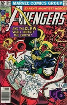 Marvel THE AVENGERS (1963 Series) #205 FN - $1.99