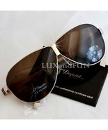 S.T. Dupont Sunglasses Titanium and Lacquer - Never used - $290.00