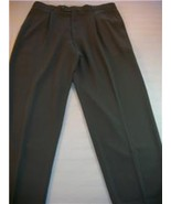 WOMEN LADIES ALFANI CAREER DRESS PANTS TAUPE 38 X 40  - $12.99