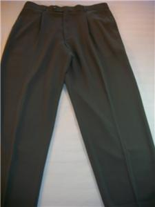 WOMEN LADIES ALFANI CAREER DRESS PANTS TAUPE 38 X 40
