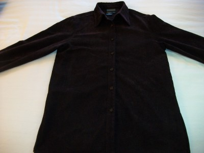 WOMEN URBAN COLLECTION BROWN TOP SHIRT SIZE 8 10 12