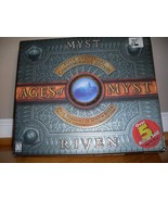 Ages of Myst - Fifth Anniversary Comm Edition - game - 20% off!! - $19.95