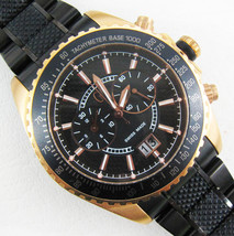 Scarce Guess Collection GC 47002G Tachymeter Chronograph Watch - £230.34 GBP