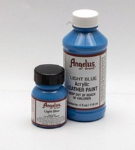 Angelus Acrylic Paint 1 Oz. (Light Blue) - $6.93