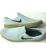 Nike Mens SB Zoom Janoski Slip RM Skate Shoes  LT Armory Blue Black Size... - $98.00