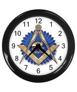 NEW Wall Clock Freemason/Mason/Masonic Logo - $16.50