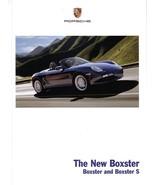 2005 Porsche BOXSTER sales brochure catalog US 05 S - $12.00