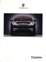2003 Porsche CAYENNE sales brochure catalog US 03 S Turbo - $10.00