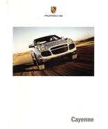 2005 Porsche CAYENNE sales brochure catalog US 05 S Turbo - $10.00