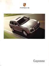 2006 Porsche CAYENNE sales brochure catalog US 06 S Turbo - $10.00