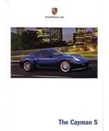 2006 Porsche CAYMAN sales brochure catalog US 06 S - $12.00