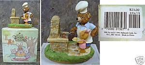 Hallmark Tender Touches - Bears at BBQ