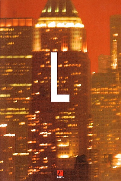 2002 Saturn L-SERIES LS LW sales brochure catalog 02 US