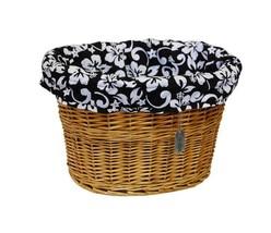 Honolulu Hana Couture Cruiser Basket Liner Bag - $44.95