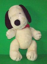"Snoopy Peanuts Gang 13"" Plush - 1958,1968 - $12.00"