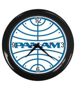 NEW Wall Clock Panam Airline - $16.50
