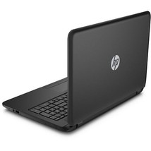 "HP Black Licorice 15.6"" 15-F387WM Laptop PC with AMD A8-7410 Processor, ... - $272.25"