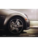 2008 Mercedes-Benz C63 AMG sales brochure catalog 08 US - $12.00