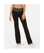 Ideology Performance Flare Yoga Pants, Deep Pine, L - $18.27