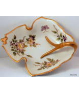 Ardalt Lenwile Candy Dish Nut Bowl Occupied Japan Porcelain Bisque China - $9.99