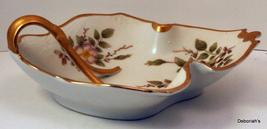 Ardalt Lenwile Candy Dish Nut Bowl Occupied Japan Porcelain Bisque China image 3