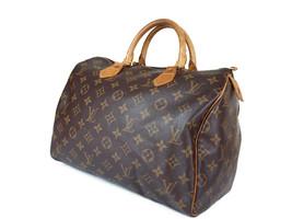 Authentic Louis Vuitton Speedy 30 Monogram Canvas Hand Bag LH2488 - $319.00
