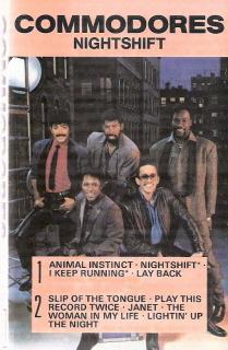 Nightshift Commodores