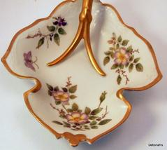 Ardalt Lenwile Candy Dish Nut Bowl Occupied Japan Porcelain Bisque China image 6