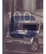 2003 Mercedes-Benz G-CLASS sales brochure catalog US 500 G55 - $12.00