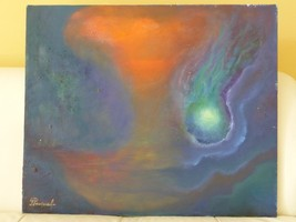 Original Signed Oil by Master Artist Gustavo Pascual - $199.00
