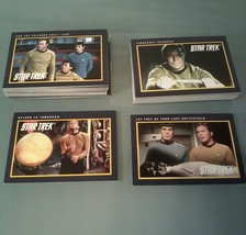 Star Trek 1991 Trading Cards~ Lot of 90 Paramount Pictures - $5.93