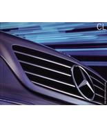 2002 Mercedes-Benz CL brochure catalog 500 600 CL55 AMG - $12.00