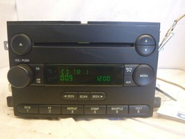 04 05 06 07 Ford F150 Mustang Freestyle Montego Radio CD 5L3T-18C869-AD ... - $77.22