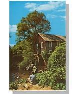 Brewster, Mass/MA Postcard, Old Grist Mill/Cape Cod - $7.00
