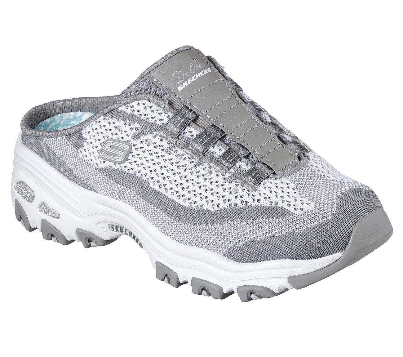 11957 Gris Dlites Skechers Zapatos Mujer sin and 50 similar
