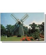 Eastham, Mass/MA Postcard, Oldest Windmill, Cape Cod - $6.00