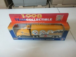 Pittsburgh Steelers , 1998 Limited Edition, White Rose Trailer Tractor ,... - $15.84